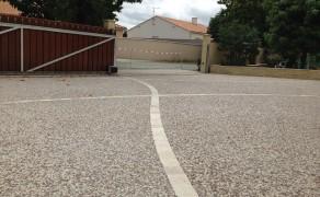 Béton désactivé et dallage à Luçon (85)