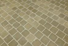 aménagement extérieur : dallages, pavés, bordures, murs de cloture