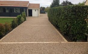Béton désactivé en Vendée à Angles